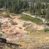 Yellowstone Artists Pots
