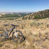 Sidewinder Trail, Idaho