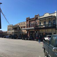 Downtown Goliad Texs