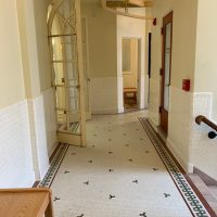 Random hallway that has been refurbished.