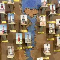 Just an idea of how many Lighthouses there are