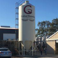 Goliad Brewing entrance