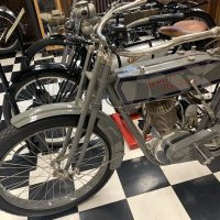 Some amazing historical motorcycles are here