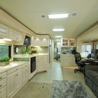 Our motorhome is a 2003 Travel Supreme.