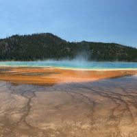 Yellowstone Grand Prismatic by Explorateurs.us