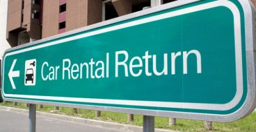 car rental return