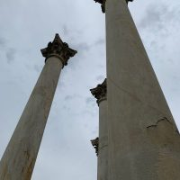 Up close with the Columns