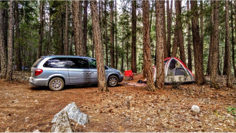 family-camping-experience